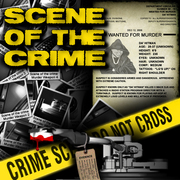 Scene of the Crime Front Cover
