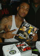 """""""GAME"""" & Street Motivation Mag @ The Dub Show"""
