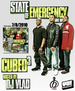 Cubed - State Of Emergency