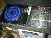MY OLD SCHOOL TURN TABLES