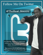 Sincere Twitter Promo