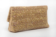 Foldover Clutches- Earthy Browns