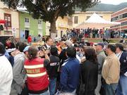 Inauguración del Tramo Alausi - Sibambe