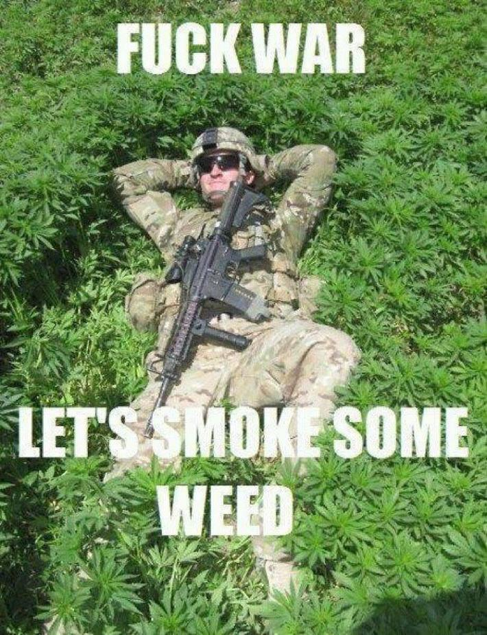 Let's Smoke Some Weed