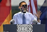 THEY LIVE OBAMA in BERLIN
