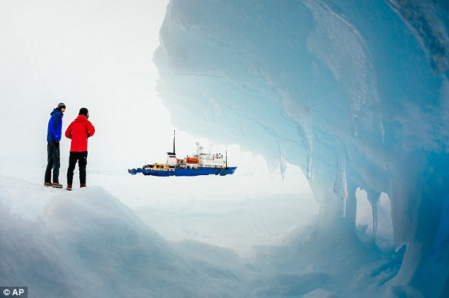 2014-06-1 Scientists Surveying the Proof of Global Warming