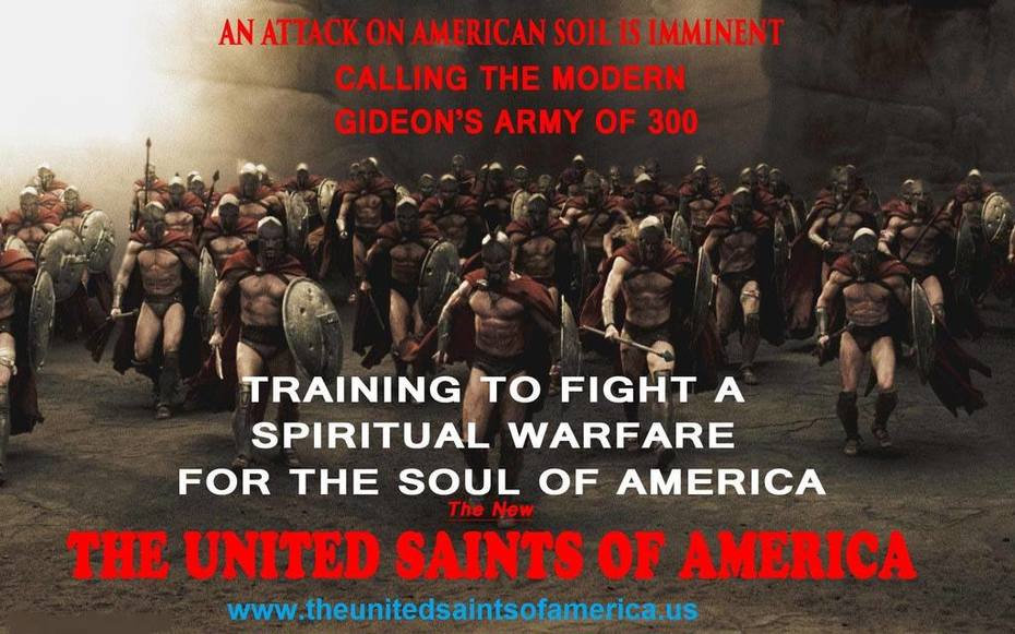 The On Going Mission, The United Saints of America