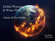 Global Warming & Water Wars  International free streaming on line group exhibitionsOr - Exhibition