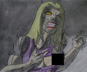 Eva: She Wolf Transformation Part 4 (Censored)