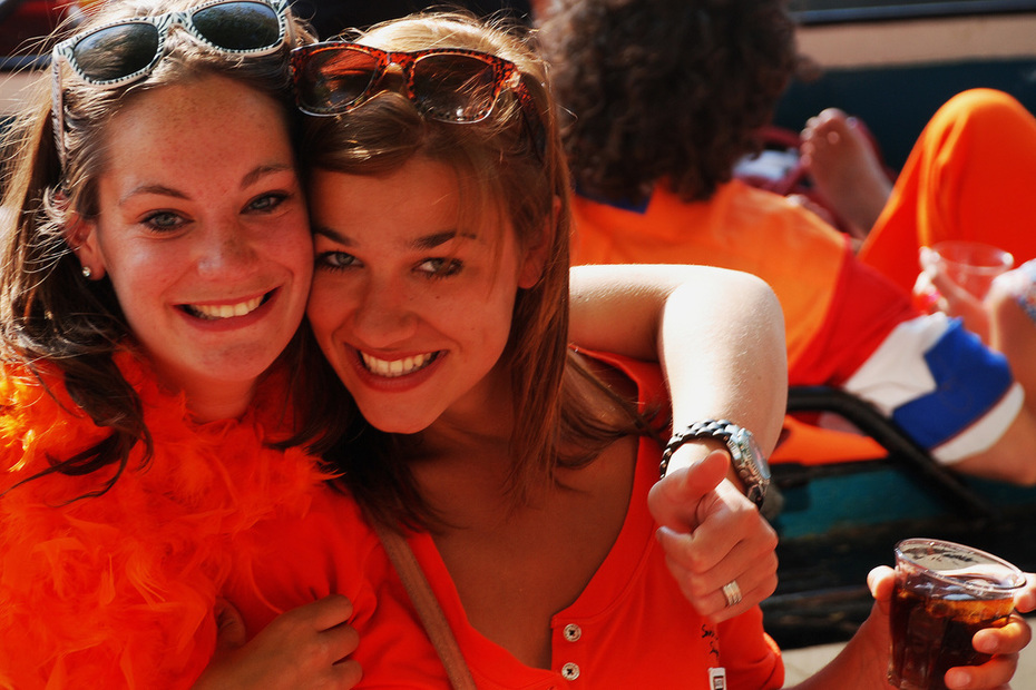 Queensday 2011 in Amsterdam