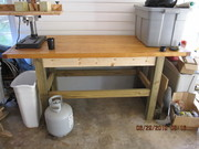 Sturdy Work Bench