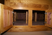 Platform storage bed 2