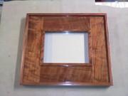 bubinga pic frame