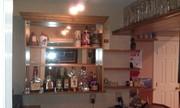 The Judge Bar Shelf