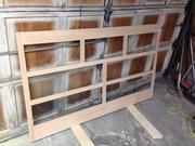 Dresser face frame