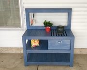 DIY Potting Bench Plans - Rogue Engineer 1