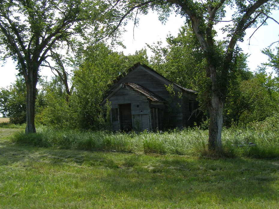 Old One Room School House
