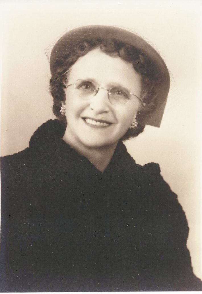 Anna Johnson Jerome-older