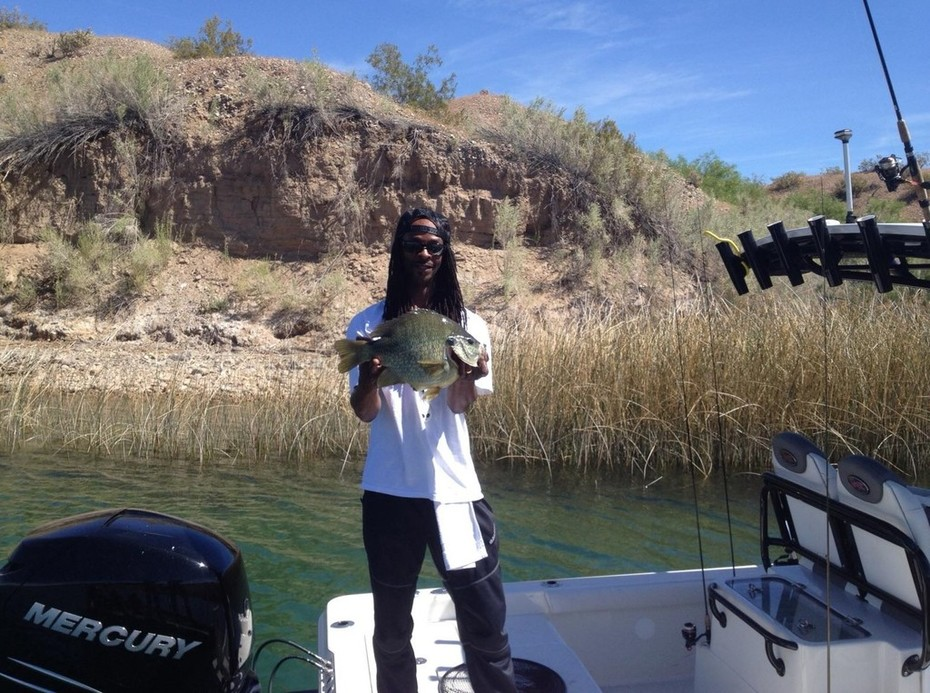 Darrion with 5lb5oz