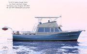 45' trawler