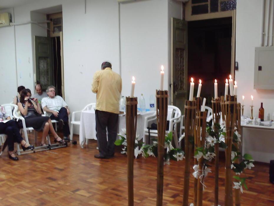 CASA DA PROCURA-BEIT MIDRASH-SHABAT  DAS LUZES - CHANUKÁ - 1-12-09 (1)