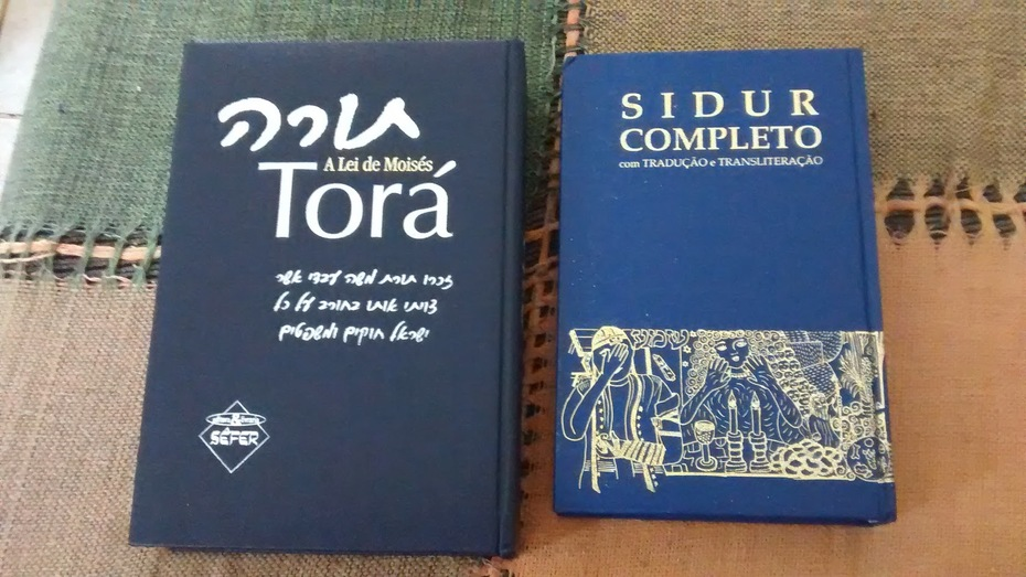 Iniciando a jornada com a Torá!