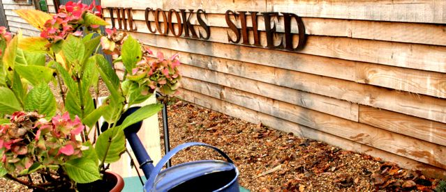 the cooks shed
