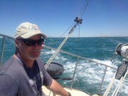Sailing back from Antelope
