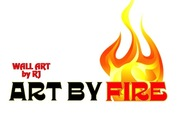 ART BY FIRE LOGO 12