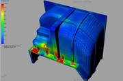 Carbon Prepreg Bus Suspension Wheelbox FEA Loadcase