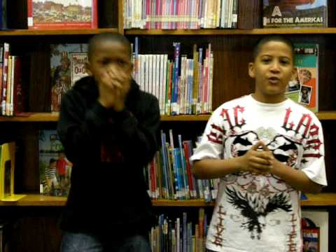 Nairan and Jeremiah B-Box/Rap about Bullying