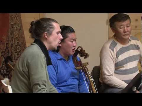 Urbi&Orbi, franco-mongolian creation with overtone singing