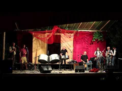 LOOPING jaw harp orchestra @ Dritter Feldegger Maultrommeljam