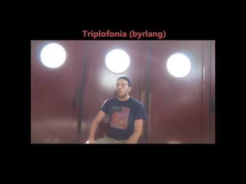 Giovanni Bortoluzzi - Triplofonia e Diplofonia