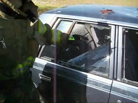 NVFD Extrication Training
