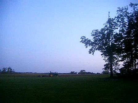 Air EVAC II returning to base