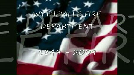 Wytheville Fire 2009