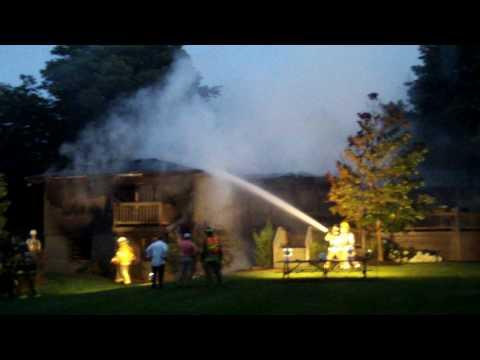 Mendon, NY House Fire