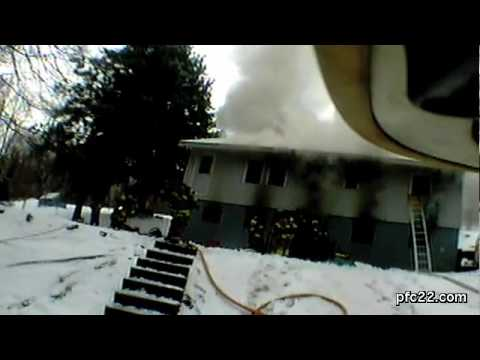 Westernport (MD) House Fire