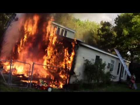 Hagerman (NY) House Fire