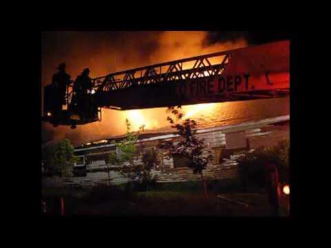 Buffalo Fire Dept - 2 Alarm Fire - 232 Sears St.