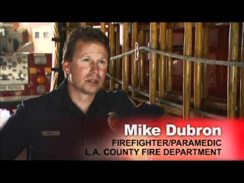 Calif. Firefighter Cancer Survival Story