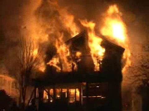 2008 Chicago House Fire