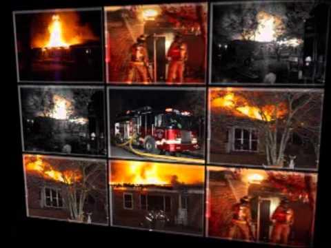 House Fire Jenkins Road, Walker County, GA - www.pjk815.com