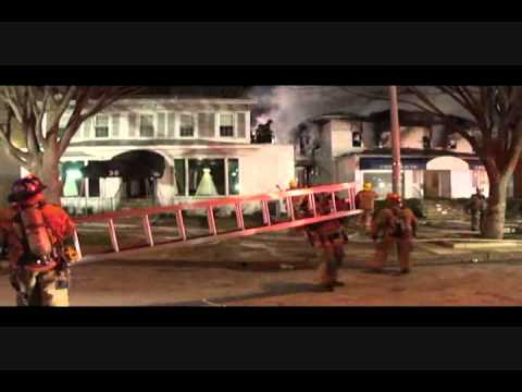 2-Alarm Fire Destroys Towson, MD Chiropractic Office