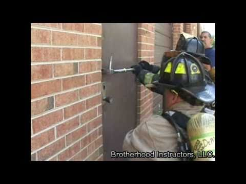 Forcible Entry: Through-the-Lock Failure