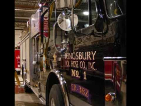 A Firefighter Tribute to Kingsbury Vol. Hose Co. #1
