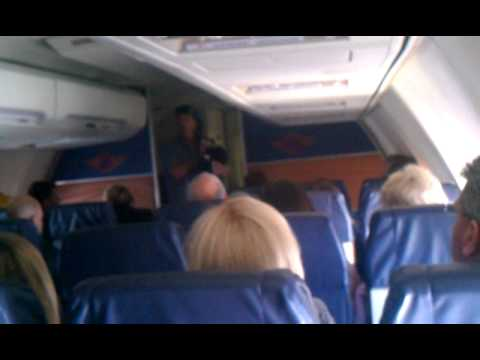 Firefighter Bagpipes at 30,000 Feet -- By a FFN Member