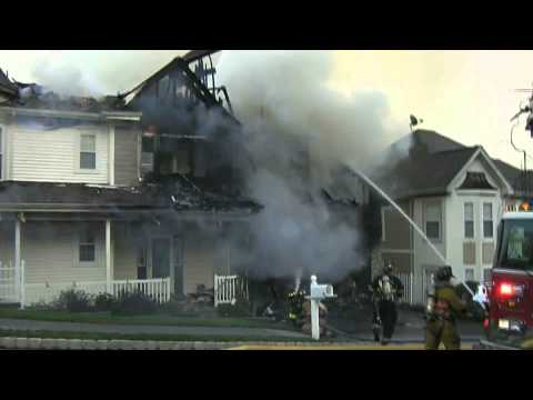 Overlook Ridge (NY) Structure Fire