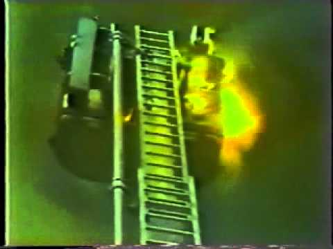 FDNY Ladder 35 - 70's Fire